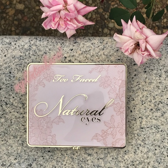 Too Faced Other - 🌸TOO FACED Natural Eyes Eyeshadow Palette